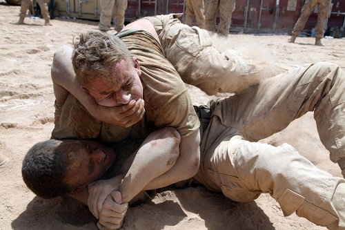 Programa de Artes Marciales del Cuerpo de Marines